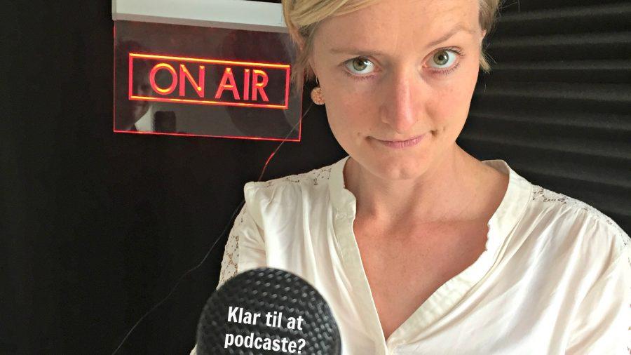 Podcast - sådan kommer du i gang