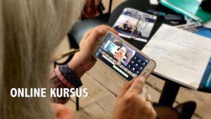Lær mobilvideo - online! – 2. dages kursus for begyndere.